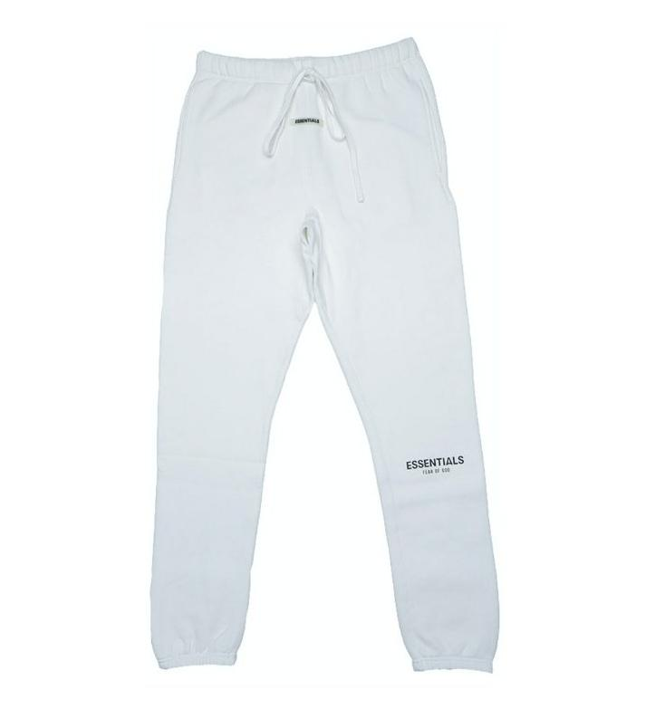 Fear of God Essentials Sweatpants White