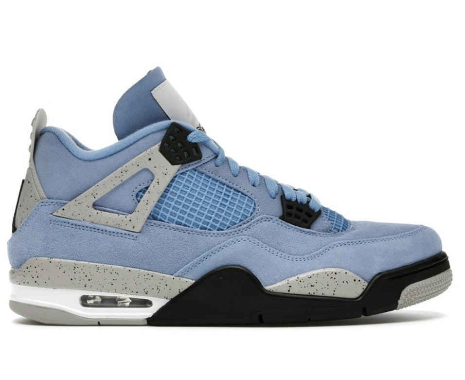 Metro Giveaway 27 - Nike Jordan 4 University Blue