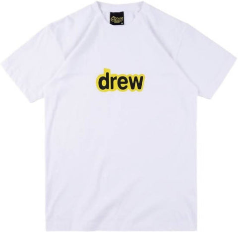 Drew House Secret Style Tee White