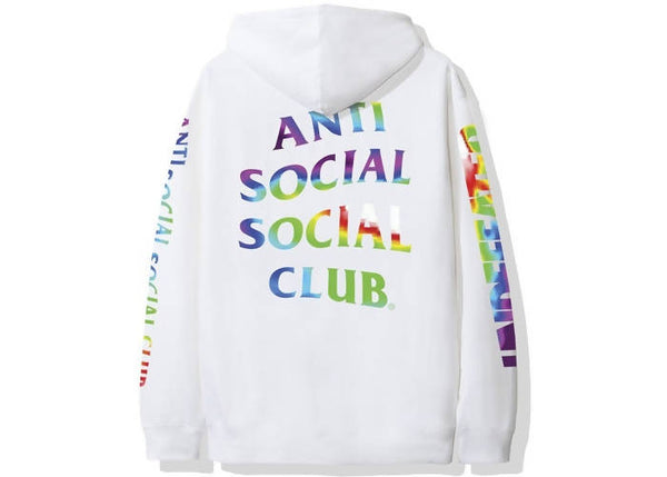 Undefeated x Anti Social Social Club Hot In Here Hoodie (FW19) White