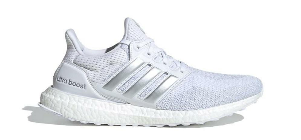 Adidas Ultraboost Silver/White