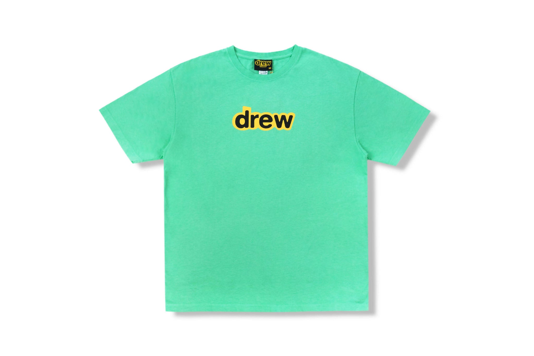 Drew House Secret Style Logo Tee Green