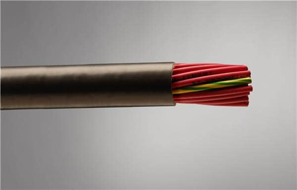 Alpha Wire 65602 SL005 Multi-Conductor Cables 16AWG 2C UNSHLD 100ft SPOOL SLATE - WAVE-AudioVideoElectric