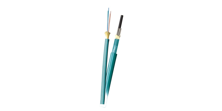 BELDEN # B9A242  - Industrial Armored Cable - Plenum D-AIA OM2 24-Fiber OFCP Tight-Buffer Orange - Price Per 1 Feet