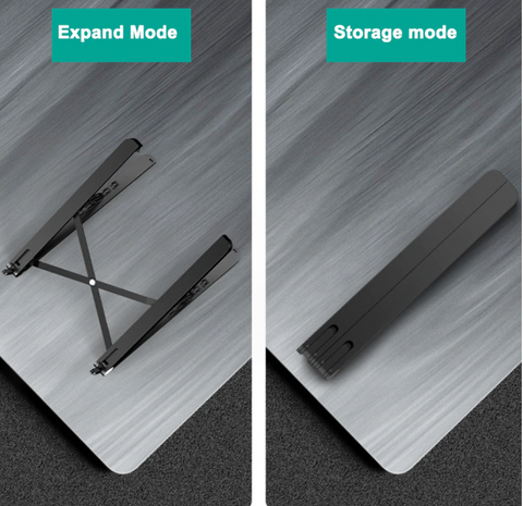 Adjustable Foldable Laptop Stand 4