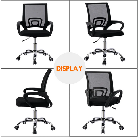 Executive Office Chair with Lumbar Support7