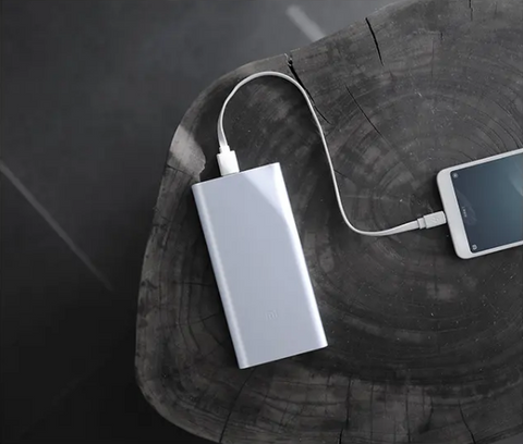 Power Bank Dual USB With Quick Charge 3.0