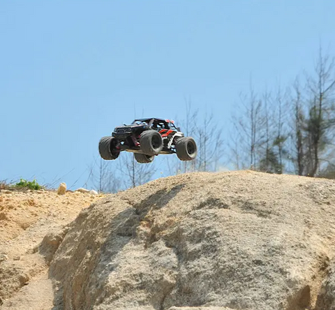 Jumping RC Car Toy