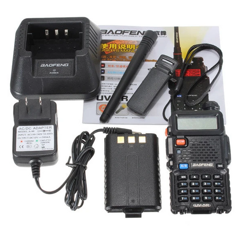 Handheld Transceiver Radio Walkie Talkie