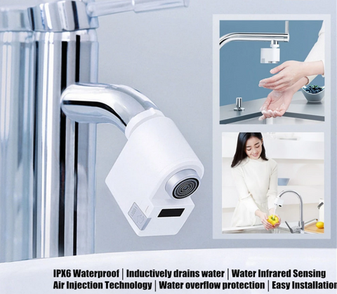 Automatic Sense Water Saving Device 1