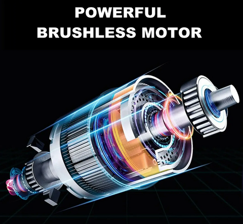 Powerfull brushless Motor