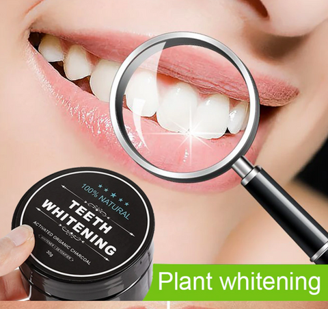 Daily Teeth Whitening Powder & Oral Hygiene Teeth Whitening Powder 1