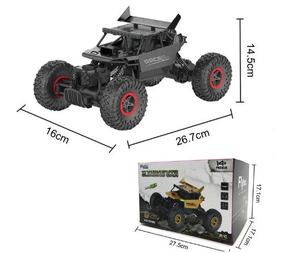 Off-Road RC Climbing Car