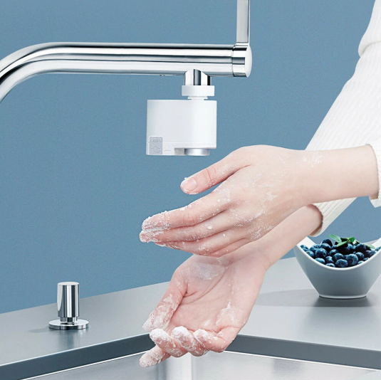 Touchless Sense Water Saving Device For Kitchen Bathroom Sink Faucet