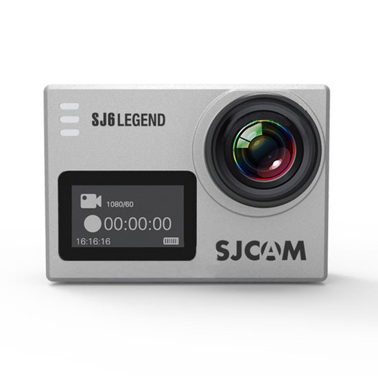 Original SJCAM SJ6 LEGEND 4K interpolated WiFi Action Camera