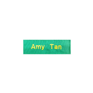 MM Name Tag (17 Characters)