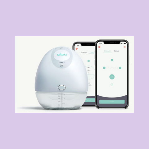 Elvie Pump: A hands-free breast pump