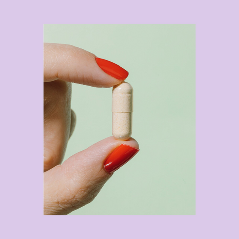 Hello.me: Supplements for women on hormonal birth control