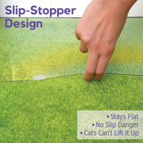 slip stopper design on cat scratch protector