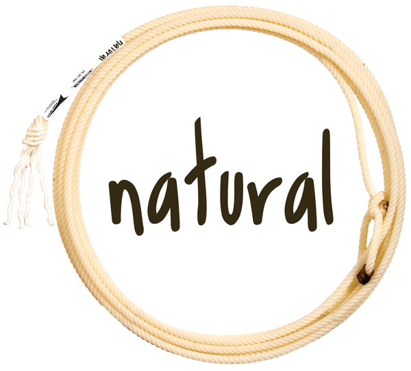 Natural - Heading Rope - team-roping-supply.myshopify.com