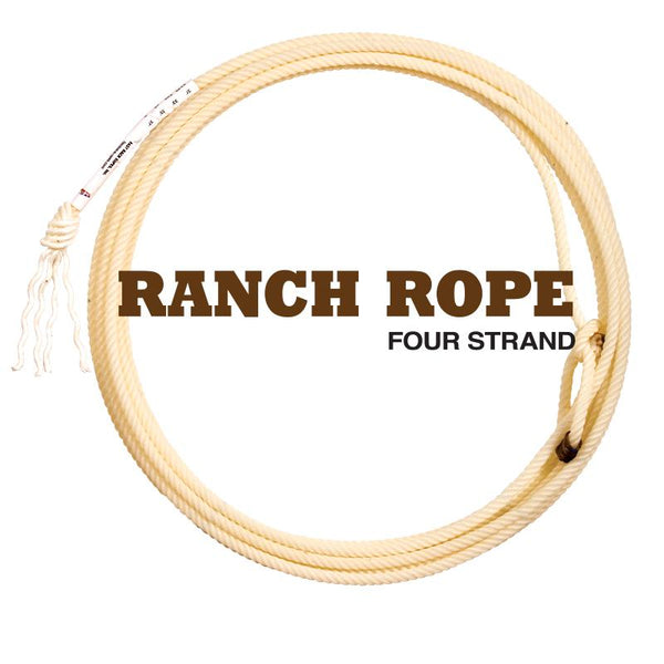 Ranch Rope 4-Strand