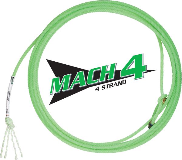 Mach 4 - Heading Rope - team-roping-supply.myshopify.com