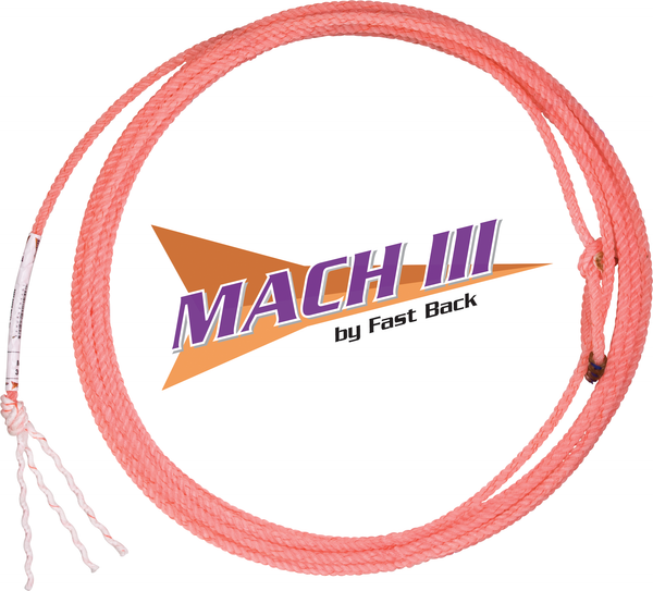 Mach 3 - Heeling Rope - team-roping-supply.myshopify.com
