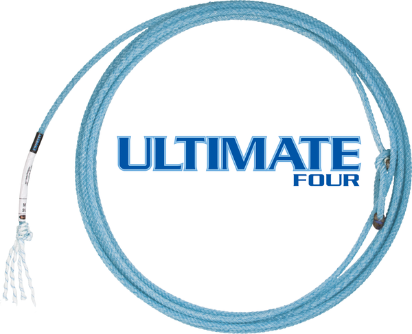 Ultimate Four  - Heading Rope - team-roping-supply.myshopify.com