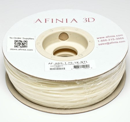 3D Filament 1,75 , Neutral 1kg, ABS Value Line