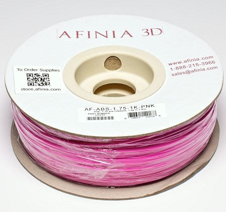 3D Filament 1,75 , Pink 1kg, ABS Value Line