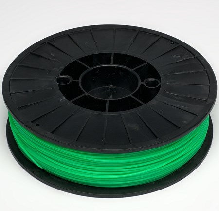 Afinia 3D Filament, Green, ABS Premium