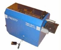 Presto Title Sheet Inserter (Refurbished)