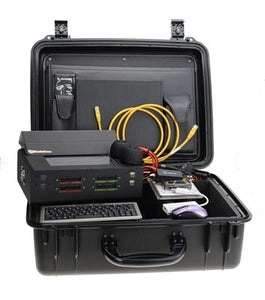 "MediaClone SuperImager™ Complete Kit for 8"" Field Unit - Forensic Imager"