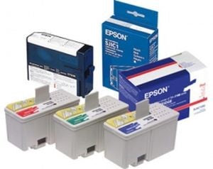 Epson ColorWorks C7500G cartridge (yellow)