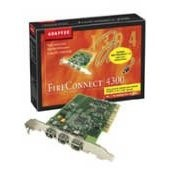 FireWire (IEEE 1394) Host Adapter for PCI slot