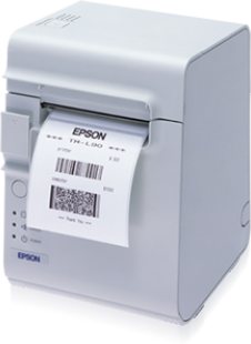 Epson TM L90P parallel, PS, EDG label color printer