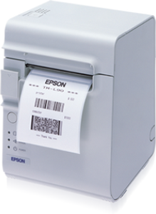 Epson TM L90P parallel, w / o PS, EDG label color printer