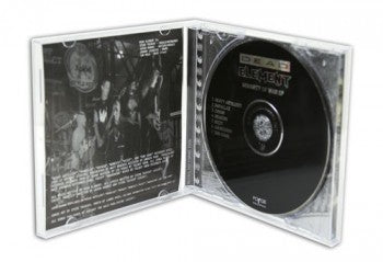 CD + Jewel Case mit 2-Seitigem Booklet + Inlay
