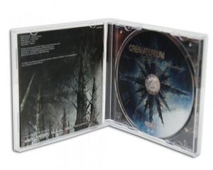 CD + Jewel Case mit 8-Seitigem Booklet + Inlay