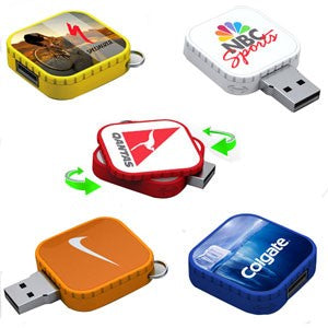 KH S091 Quadrat USB-Stick