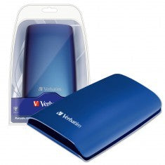 "HDD Verbatim 320GB 2.5"" USB Blue Blister"