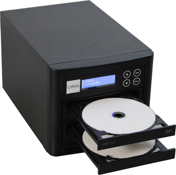 ADR-Whirlwind CD/DVD Duplicator with a DVD-burner 6