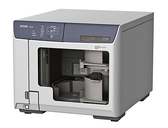 EPSON Discproducer PP-50 - CD / DVD Publisher with 1 drive - demo unit