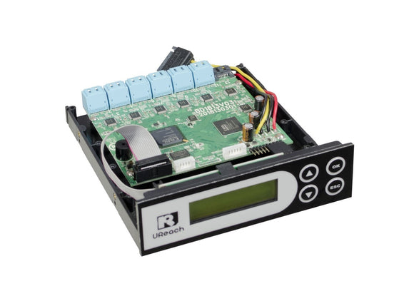 U-Reach Copy Controller BD1813 for CD/DVD/BD Copy Tower with 13 SATA Ports
