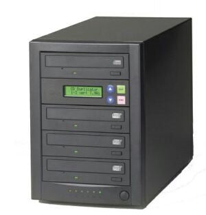 ADR Whirlwind CD-Duplicator with 3 CD-burners