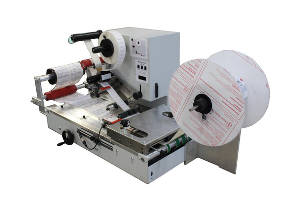 LAB510RR Automatic Roll to Roll Label Applicator / Label Combination System