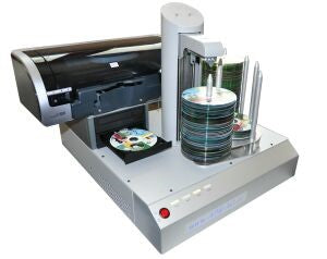 Hurricane 2 CD / DVD copy robot incl HP Excellent Pro