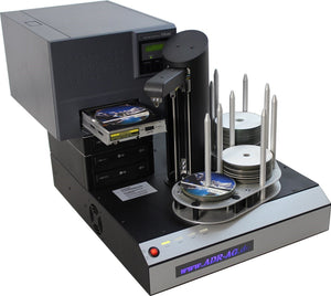 Hurricane 3 CD / DVD / Blu-ray duplicator incl. TEAC P-55C