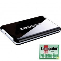 "HDD Platinum 500GB 2.5"" USB2.0 black"