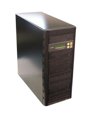 ADR Whirlwind CD/DVD-Duplicator with 7 DVD-burners - SALE